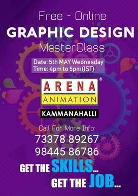 Free Online Webinar by Arena Animation
