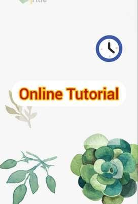 Online Tutorial