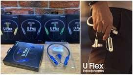 Free Home Delivery-U Flex Bluetooth Headset Samsung First Quality, COD