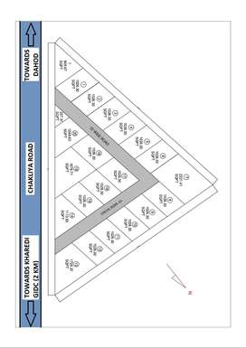 Prime location & road touch plots for sale (Commercial & Residential)