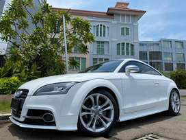 Audi TT S Coupe 2014 White Km40rb Ori Engine Quattro 292Hp#BEST DEAL!!