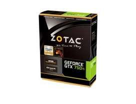 Zotac Gtx 750 ti 2gb DDR4 Graphics card.