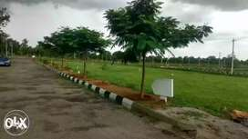 120 sq yards open plot for sale medchal nutankal, Rainbowcity