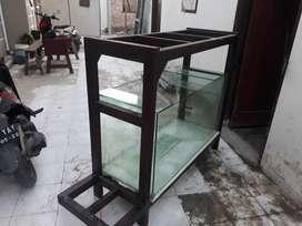 Aquarium Akuarium Custom Ukuran 120x60x60