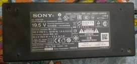 Original Sony Adapter / Adopter / Charger 19.5V 6.2A for TV,Laptop,etc