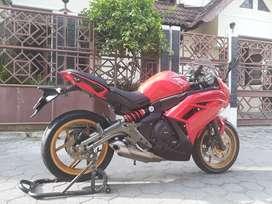 Kawasaki Er6 Ninja 650 / Er6F / Er6n