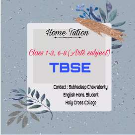 Home Tution For Class KG1, KG2, 1-3(All subject) ,6-8(Arts Subject).