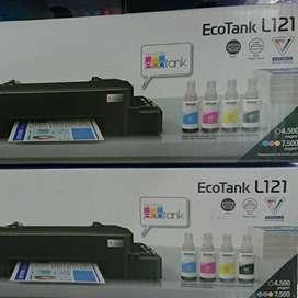 printer epson L121 pengganti l120 . hrg murmer