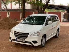 Toyota Innova 2012-2013 2.5 GX (Diesel) 8 Seater BS IV, 2012, Diesel