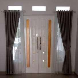 Gorden Gordyn Korden Hordeng Blinds Curtain Wallaper507kfkdkek