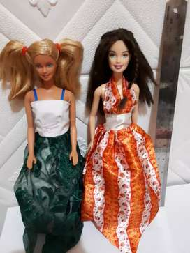 Barbie mattel jadul take all
