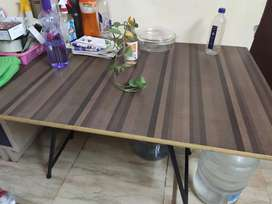 Multi purpose table in excellent condition. For Rs 500
