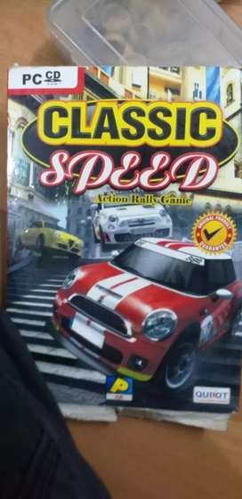 Computer game cd