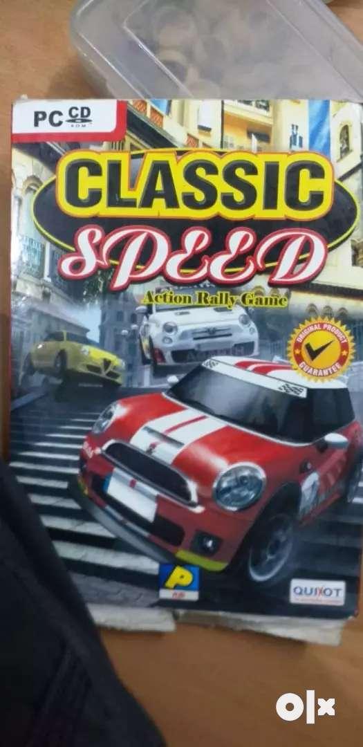 Computer game cd 0