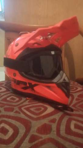 Helm cross merk jpx