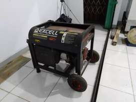 Genset Excell SF-2900DX 2000Kwh