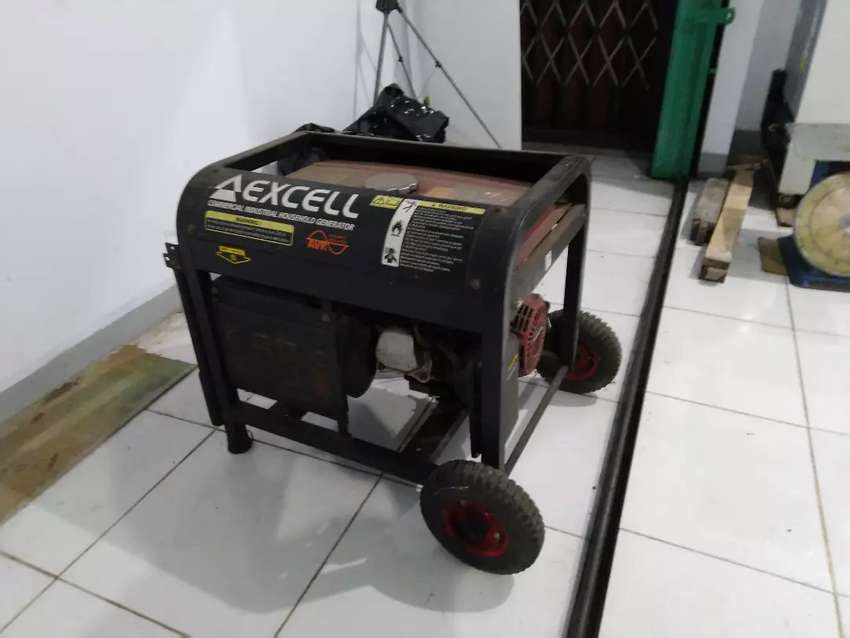 Genset Excell SF-2900DX 2000Kwh 0