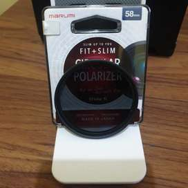 Filter CPL Marumi 58mm