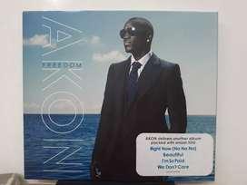 Akon Freedom 1Disc 1 DVD