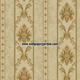 Wallpaper dinding motif murah