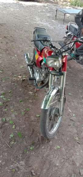 Honda 2015 well condition