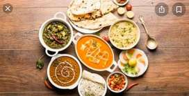 Master needed South indian north indian veg items