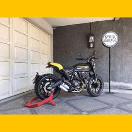 2016 Ducati Scrambler 800 Full Throttle ATPM !
