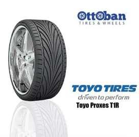 BAN TOYO PROXES T1R MADE IN JEPANG UKURAN 215 45 R17
