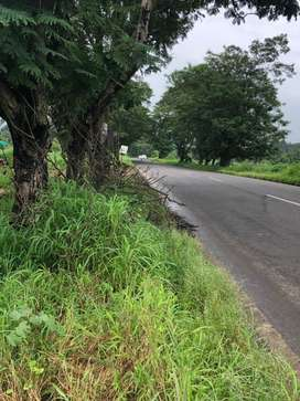 20guntha highway touch plot for rent at Murbad