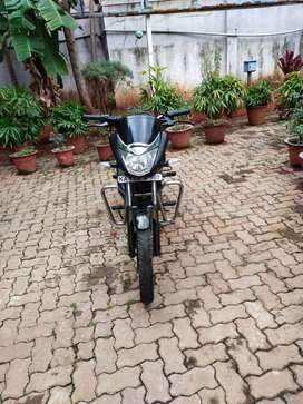 Honda CB Unicorn, black,2010, single owner self start alloy wheels