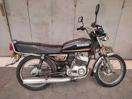 Suzuki TRS TH 1982