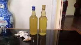 Toddy vinegar