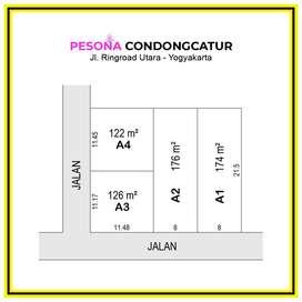 Cocok Untuk Bangun Kost Kost-an, Area Zona Kampus Jogja
