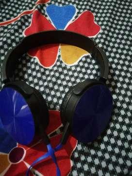 Headphone HD colour