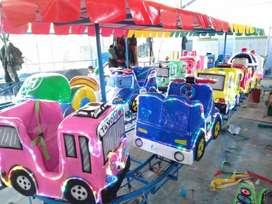 ER jual wahana mainan kereta odong panggung