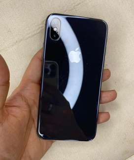 iPhone X 64gb Black 10/10