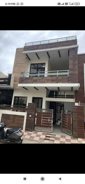 Ready to move newly built 3 bhk kothi available for sale in Zirakpur