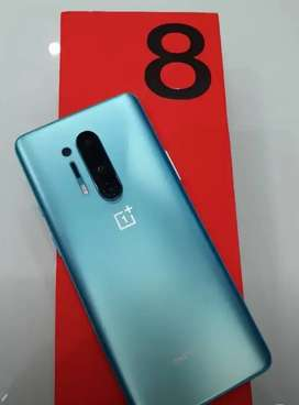 ONE PLUS 8 PRO USED WITH BILL l CHARGER FULL ACCESSORIES