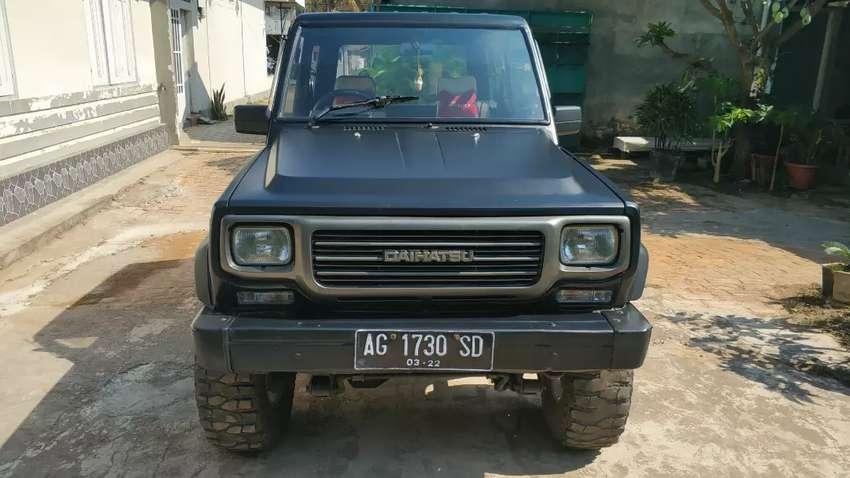 Daihatsu Taft GT 1993 0