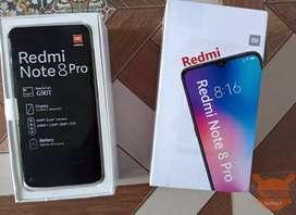 REDMI NOTE 8 PRO 8GB