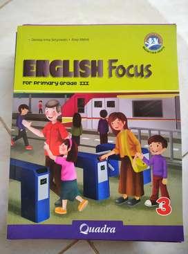 Buku Sekolah SD, SMP, SMA Quadra