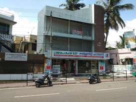 Shop space for rent (1st and 2nd floor) near karamana