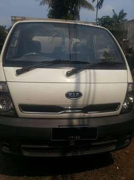 KIA K2700 BIG UP Diesel Box 2.7 Mobil