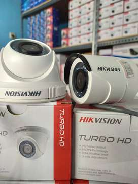 SIAP BORONG! CCTV HIKVISION 2MP SPEK LENGKAP!!