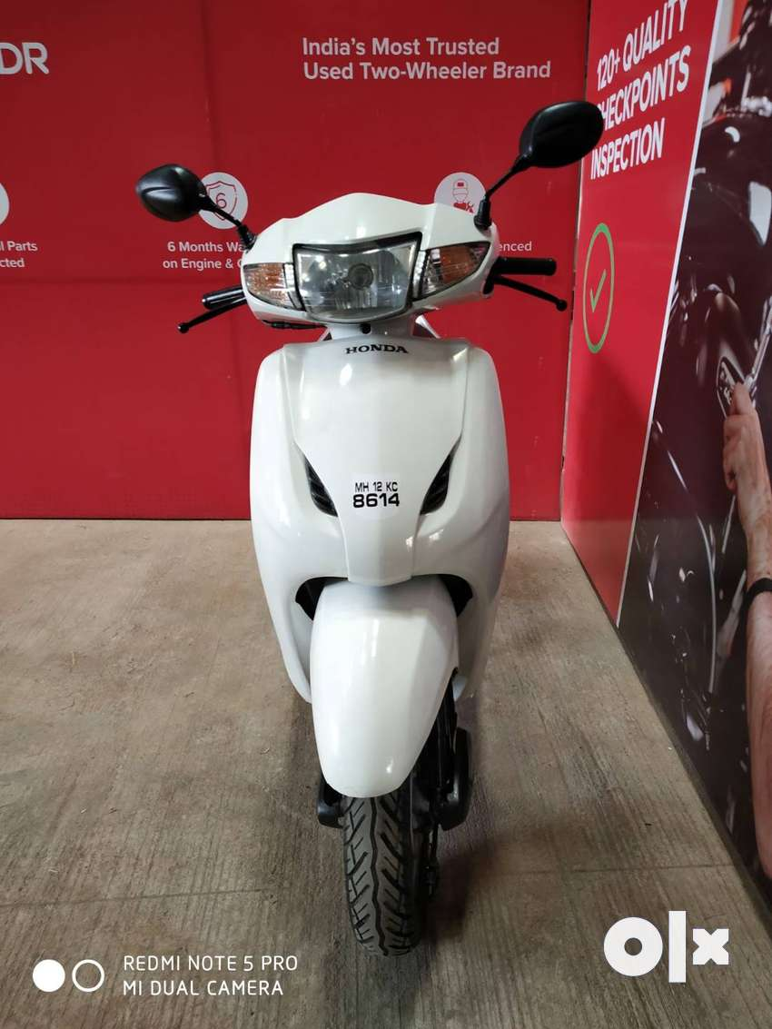 Good Condition Honda Activa Ss110 with Warranty |  8614 Pune 0