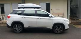 Roofbox whale carrier type pasola wuling almaz roof rack box 550 L