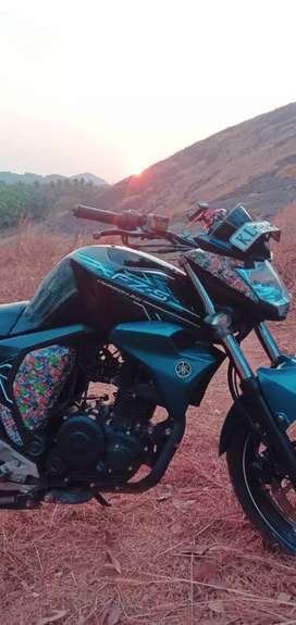 Fz Good cndtn,well maintained,no accidents, Second owner, good mileage