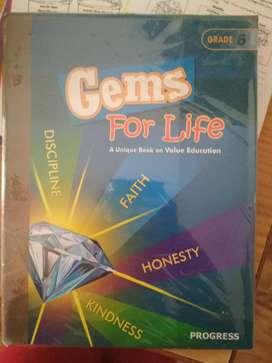 Gems for life grade 6