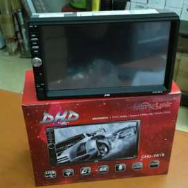 Jual double din DHD 9818 mirrorlink