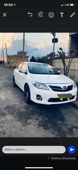 Toyota Corolla Altis Diesel 81000 Km Driven